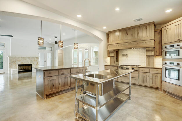 Heritage Ranch Open Kitchen