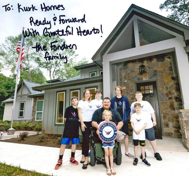 Fondren Family Home