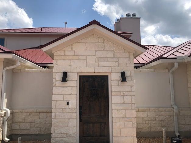 Entry Door of Heritage Ranch