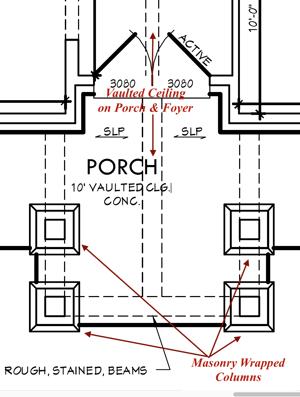 Vaults & Columns