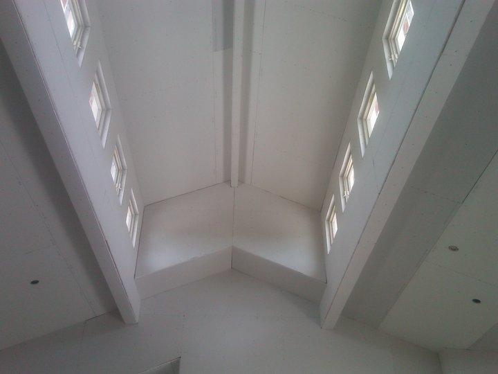 interior clerestory