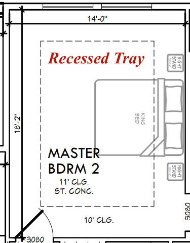 recessed tray-2