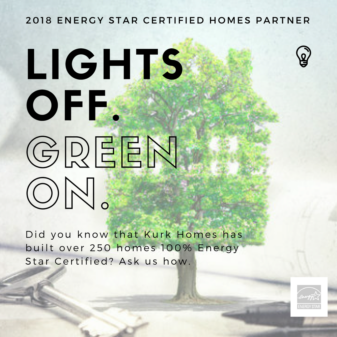 2018 Energy Star Certified Homes Partner