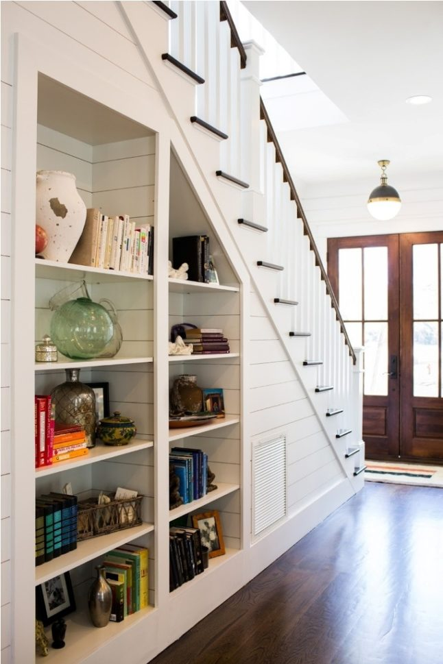 Building a Home for Storage: Capitalizing on Space